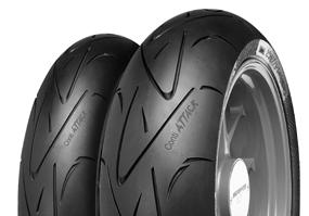 Sport Attack (Front) Tires